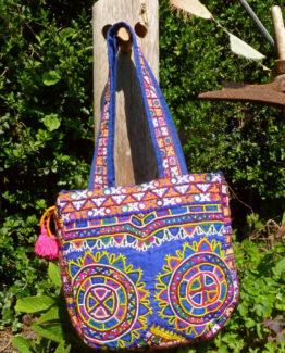 up-cycled bag